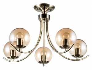 Люстра на штанге Arte Lamp Scarlett A2715PL-5AB