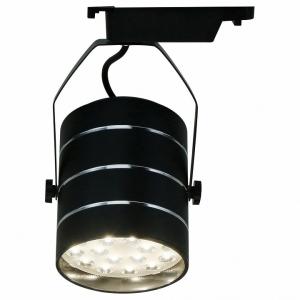 Светильник на штанге Arte Lamp Track Lights A2718PL-1BK