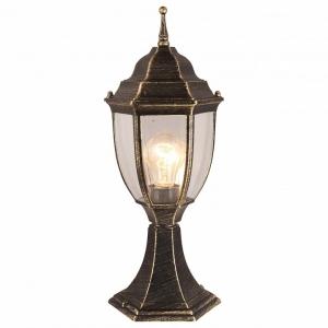 Наземный низкий светильник Arte Lamp 3151 A3151FN-1BN