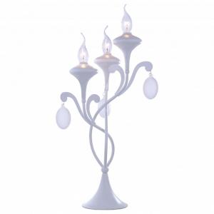 Настольная лампа декоративная Arte Lamp Montmartre A3239LT-3WH
