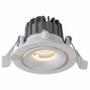 Встраиваемый светильник Arte Lamp Apertura A3307PL-1WH