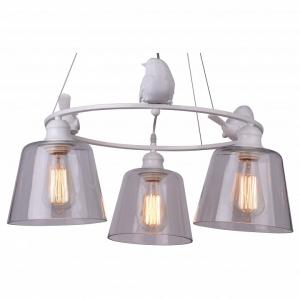 Подвесная люстра Arte Lamp Passero A4289LM-3WH