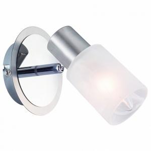 Спот Arte Lamp Cavalletta A4510AP-1SS