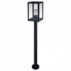 Наземный высокий светильник Arte Lamp Belfast A4569PA-1BK