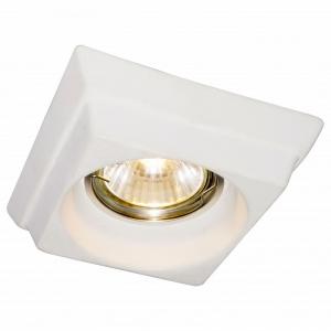 Встраиваемый светильник Arte Lamp Cratere A5247PL-1WH