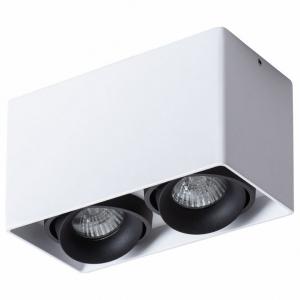 Накладной светильник Arte Lamp Pictor A5654PL-2WH