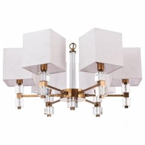 Подвесная люстра Arte Lamp North A5896LM-6PB