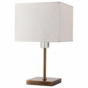 Настольная лампа декоративная Arte Lamp North A5896LT-1PB