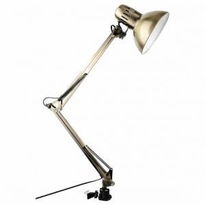 Настольная лампа офисная Arte Lamp Senior A6068LT-1AB