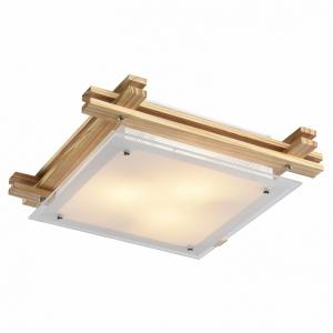 Накладной светильник Arte Lamp Archimede A6460PL-3BR