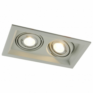 Встраиваемый светильник Arte Lamp 6661 A6661PL-2WH