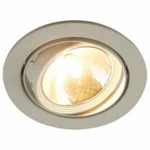 Встраиваемый светильник Arte Lamp 6664 A6664PL-1WH