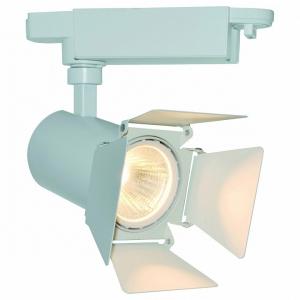 Светильник на штанге Arte Lamp Track Lights A6709PL-1WH