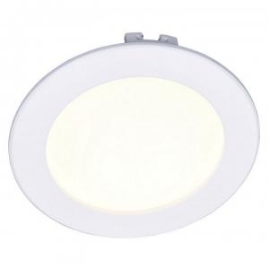 Встраиваемый светильник Arte Lamp Riflessione A7012PL-1WH