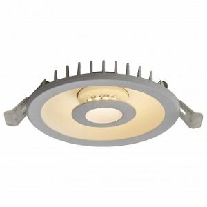 Встраиваемый светильник Arte Lamp Sirio A7203PL-2WH