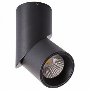 Накладной светильник Arte Lamp Orione A7717PL-1BK