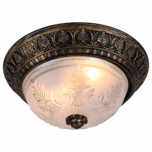 Накладной светильник Arte Lamp Piatti A8005PL-2BN