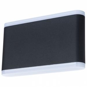 Накладной светильник Arte Lamp Lingotto A8156AL-2BK