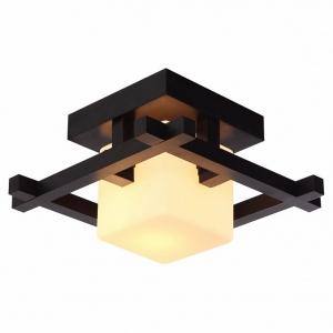 Накладной светильник Arte Lamp Woods A8252PL-1CK