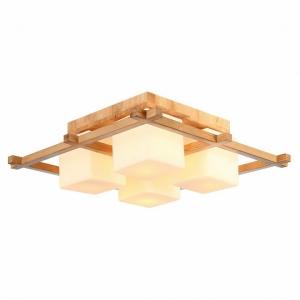 Накладной светильник Arte Lamp Woods A8252PL-4BR