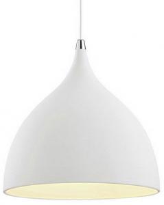 Подвесной светильник Arte Lamp Ciclone A9155SP-1WH