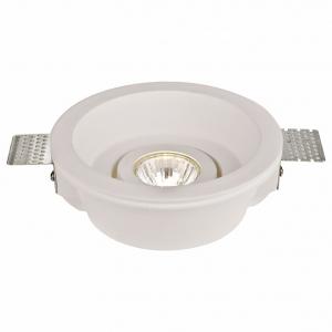 Встраиваемый светильник Arte Lamp Invisible A9215PL-1WH
