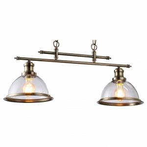 Подвесной светильник Arte Lamp Oglio A9273SP-2AB