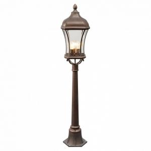 Наземный высокий светильник Chiaro Шато 800040203