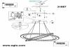 Подвесной светильник Eglo Varrazo 31667