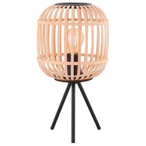 Настольная лампа декоративная Eglo Bordesley 43218