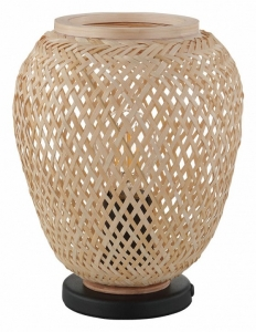 Настольная лампа декоративная Eglo Dembleby 43263
