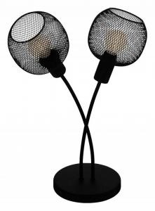 Настольная лампа декоративная Eglo Wrington 1 43376