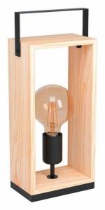 Настольная лампа декоративная Eglo Famborough 43415