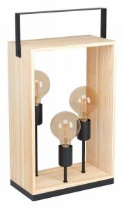 Настольная лампа декоративная Eglo Famborough 43416
