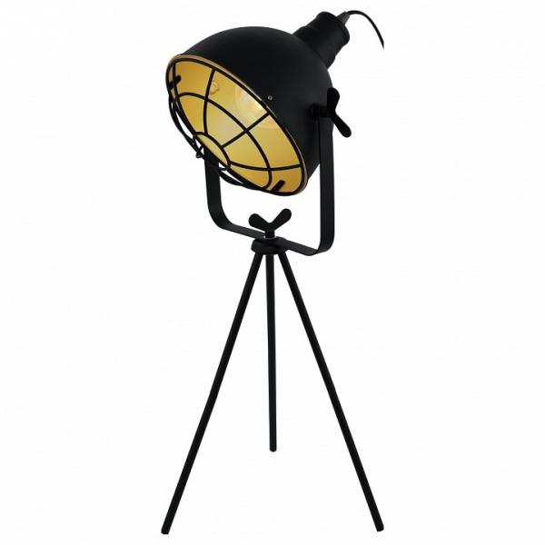 Настольная лампа декоративная Eglo Cannington 49673