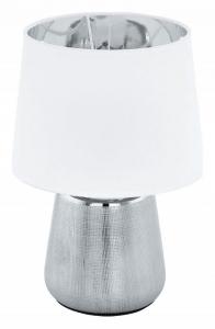 Настольная лампа декоративная Eglo Manalba 1 99329