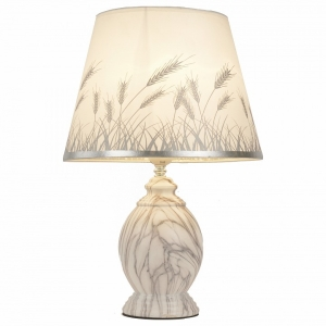 Настольная лампа декоративная Escada 10182 10182/L