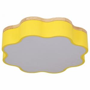 Накладной светильник Escada 10208 10208/1LED (Yellow)