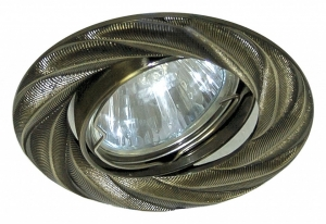 Встраиваемый светильник Escada Downlight 221068