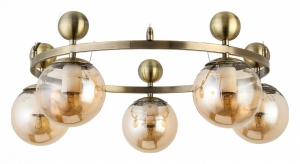 Подвесной светильник EVOLUCE Pechio SLE106303-05