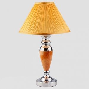 Настольная лампа декоративная Eurosvet Majorka 008/1T RDM (янтарь)