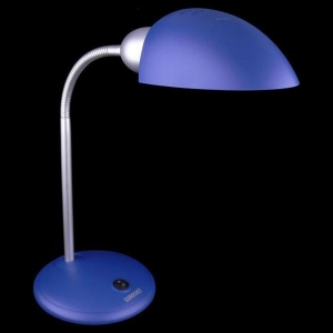 Настольная лампа офисная Eurosvet Confetti 1926 синий