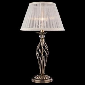 Настольная лампа декоративная Eurosvet Selesta 01002/1 античная бронза