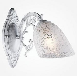 Бра Eurosvet Nimfa 70039/1 белый с серебром
