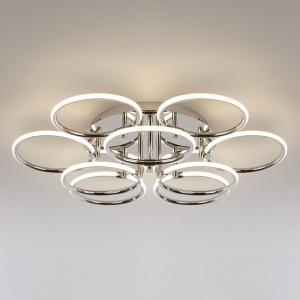 Накладной светильник Eurosvet Impulse 90069/9 хром