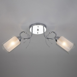 Светильник на штанге Eurosvet Renee 30122/2 хром