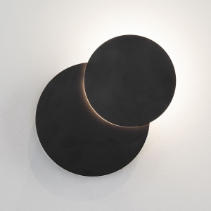 Накладной светильник Eurosvet Figure 40135/1 черный 6W