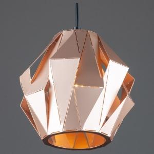 Подвесной светильник Eurosvet Moire 50137/1 золотой