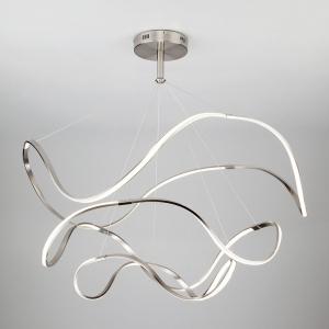 Подвесной светильник Eurosvet Filmy 90109/3 сатин-никель