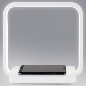 Настольная лампа декоративная Eurosvet Frame 80502/1 белый